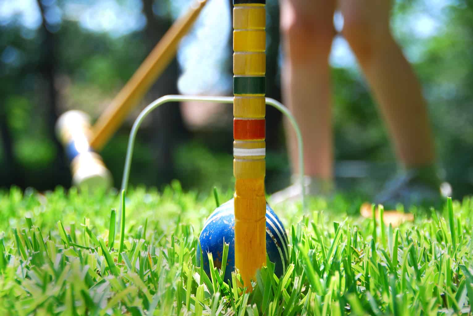 history of croquet