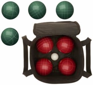 AmazonBasics Bocce Ball Set