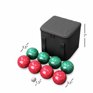 Hey! Play!! 80-76090 Bocce Ball Set