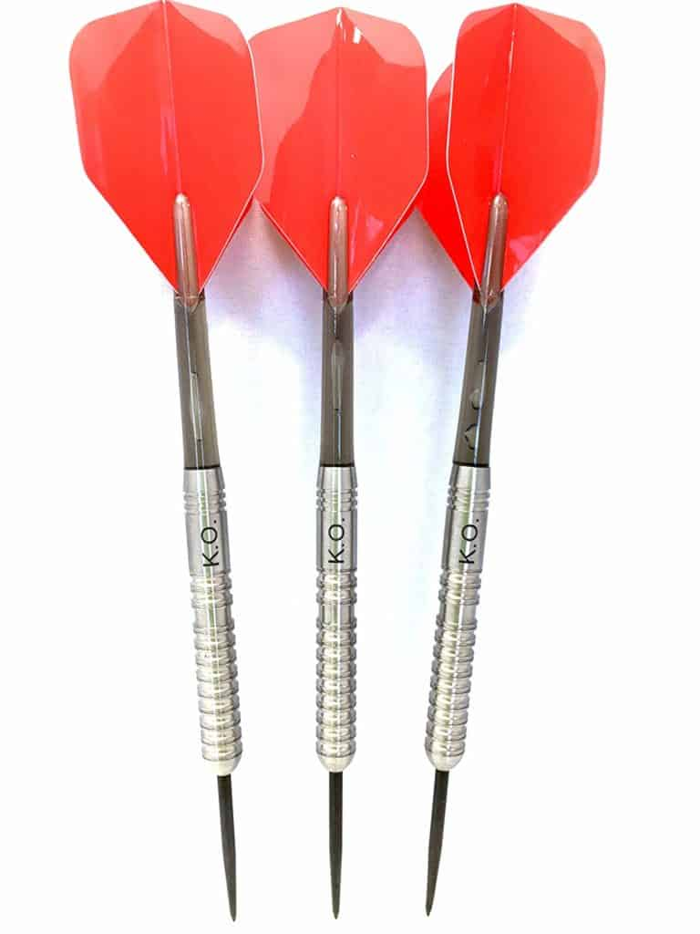 KO Steel Tip Darts
