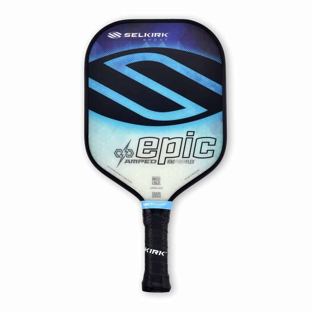 Selkirk Pickleball Paddle - Amped Epic Midweight Pickleball Racket