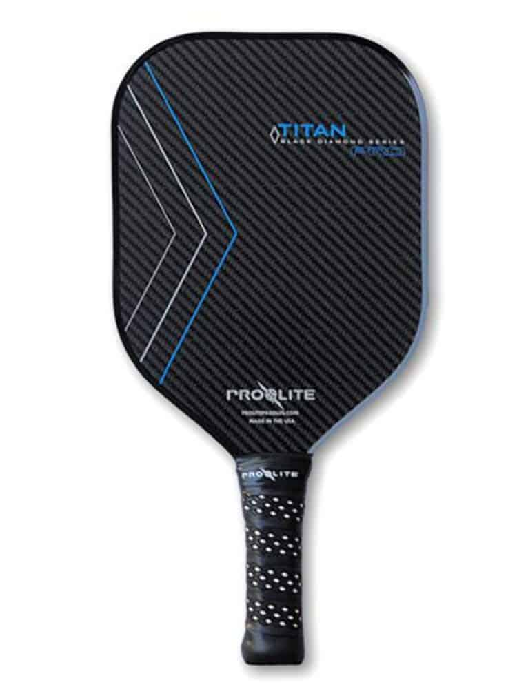 Pro-lite Titan Black Diamond Pickleball Paddle