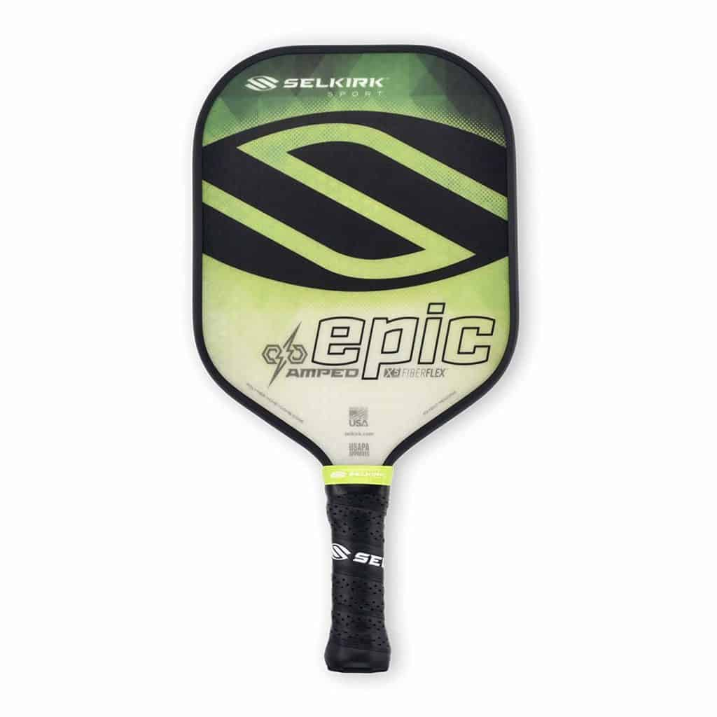 Selkirk AMPED Pickleball Paddles X5