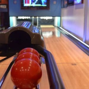 How to clean bowling ball
