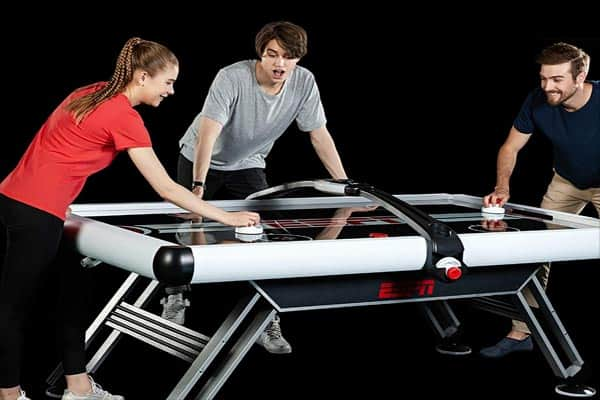 Best ESPN Air Hockey Tables
